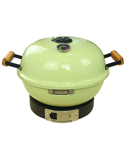 ELECTRIC &COAL TABLETOP KAMADO